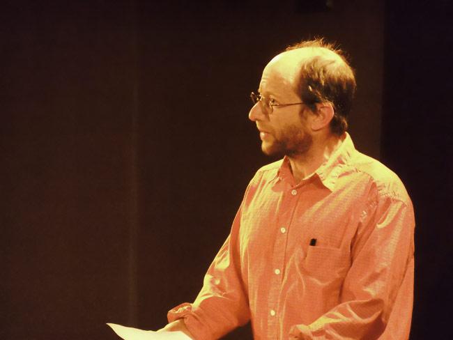 Author Rick Bass