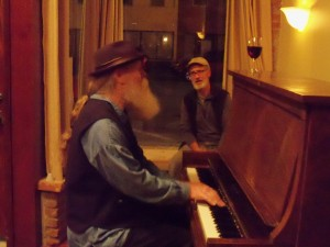 Mike and Dan Piano