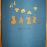"Book of the Month - ""All that Jazz"" by Matt Phillips"