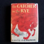 Book of the Month - Catcher in the Rye