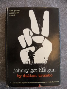 an analysis of the novel johnny got his gun by dalton trumbo Johnny got his gun is an anti-war novel written in 1938 by american novelist  and screenwriter dalton trumbo and  book tag - johnny got his gun by dalton  trumbo  sparknotes: johnny got his gun: analysis of major characters.