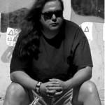 Lakota poet Luke Warm Water