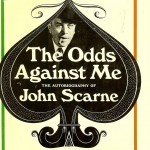 Book of the Month - The Odds Against Me by John Scarne