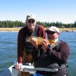 Murder on the Yellowstone