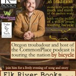 Leo J. Brings Bicycle Folk Tour to Livingston