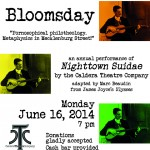 Bloomsday at Elk River Books