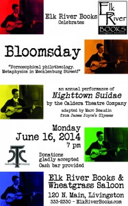 Bloomsday Poster