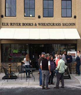 Elk River Books Storefront