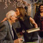 "Richard, Lisa Beaudin & Joanne Gardner at his reading for ""Anything Goes"" at Elk River Books"