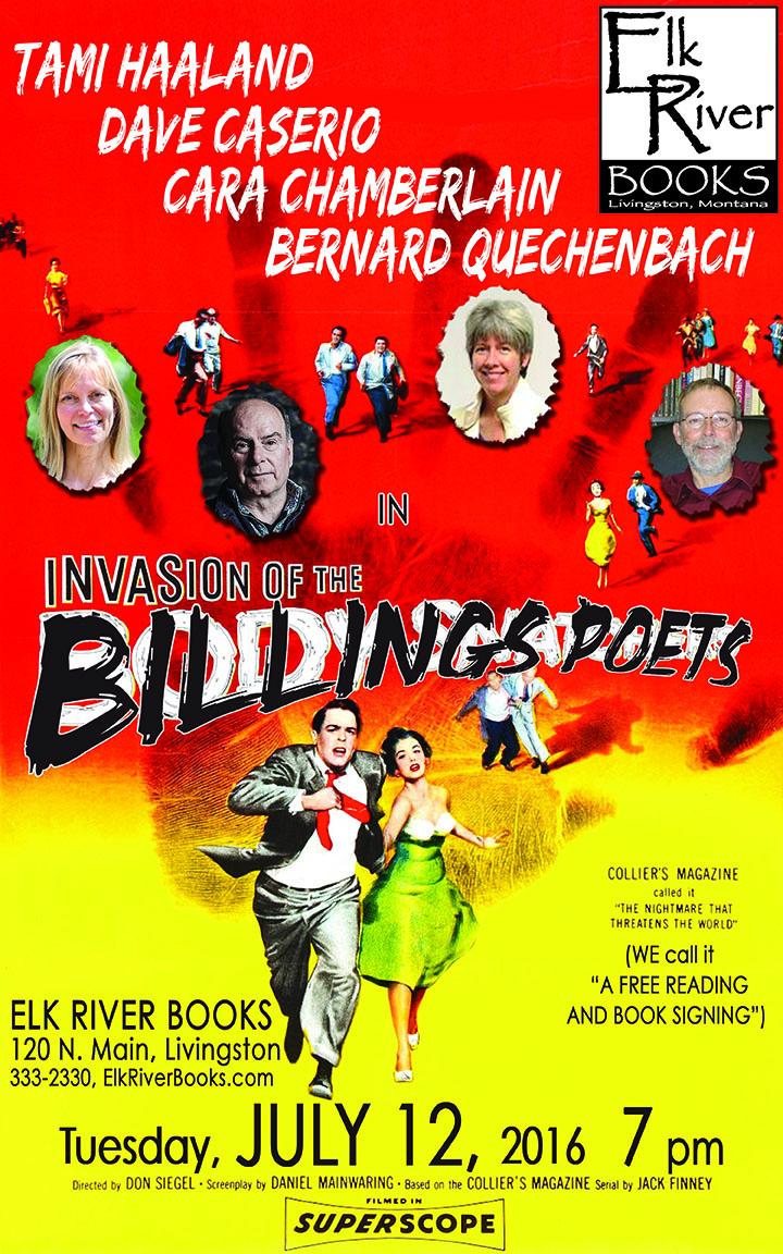 Billings Poets poster