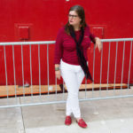 red white alexander mcqueen