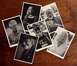Author Postcards