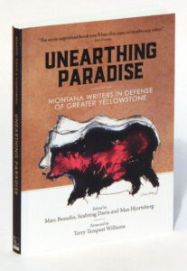 Unearthing Paradise Cover